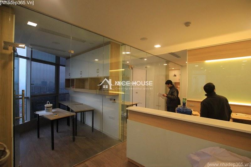 Thiết kế nội thất văn phòng EuroWindow- HN_07
