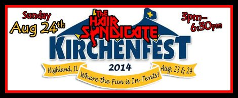 The Hair Syndicate 8-24-14