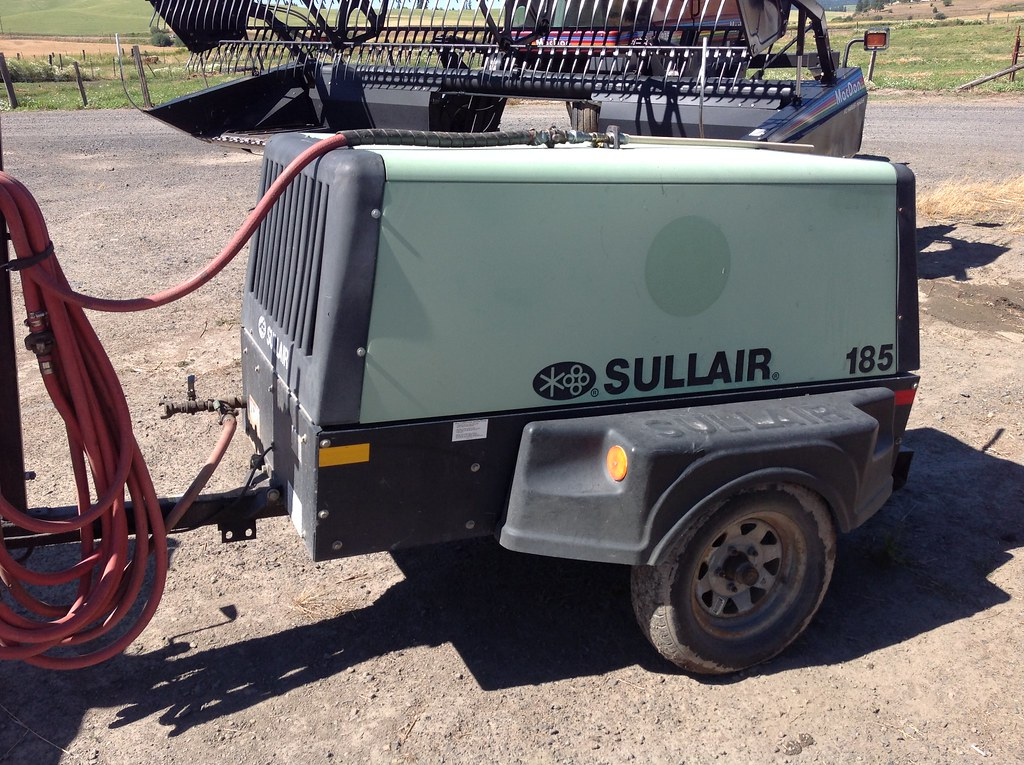 Seeds Inc Potlatch Idaho Farm Equipment Auction