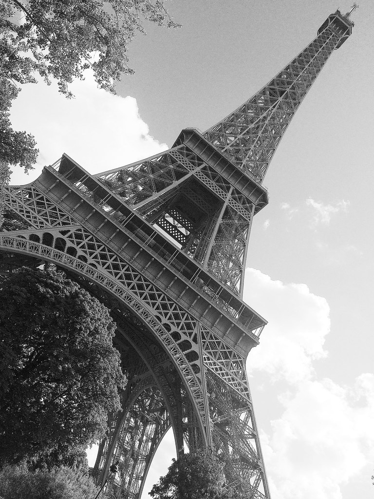 Eiffel Tower | August 2014
