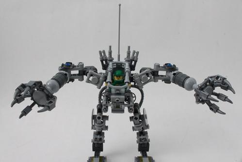 Lego Ideas Exo Suit 21109 Review