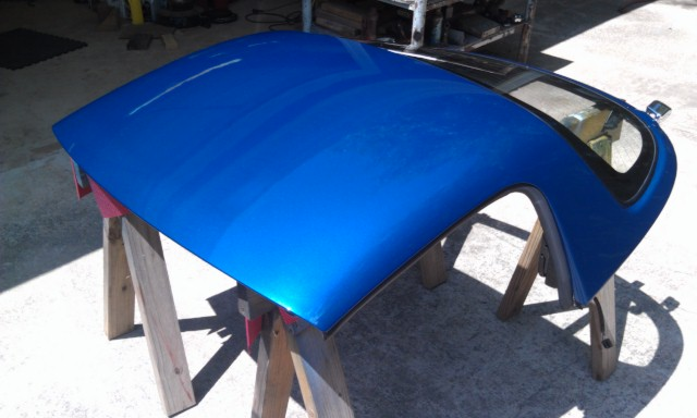 MM Hardtop Painting 2 3