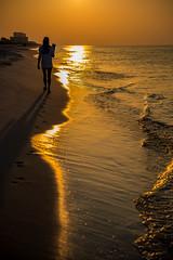 Pensacola Beach at Dawn