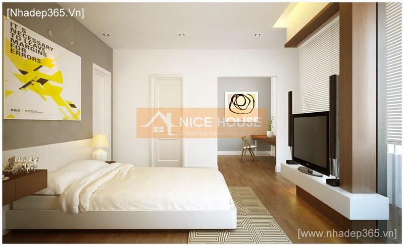 Thiết kế nội thất nhà phố Anh Đồng - HN_08