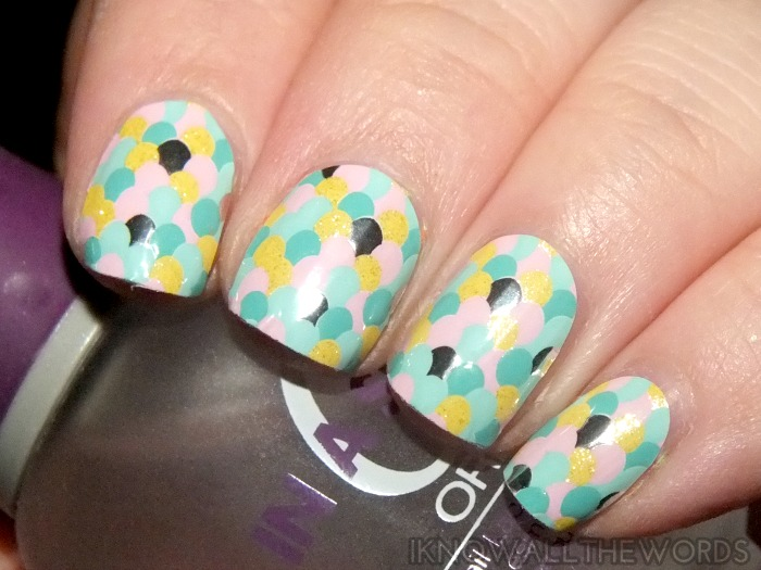 avon nail art design strips summer 2014 - sun worshipper  (2)