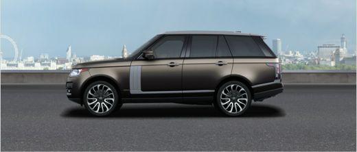 Range Rover, Picture