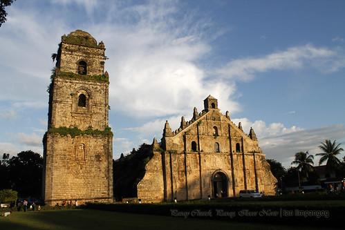 Paoay Church (Church of San Agustin)