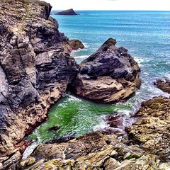 #coast #cliffs #cornwall