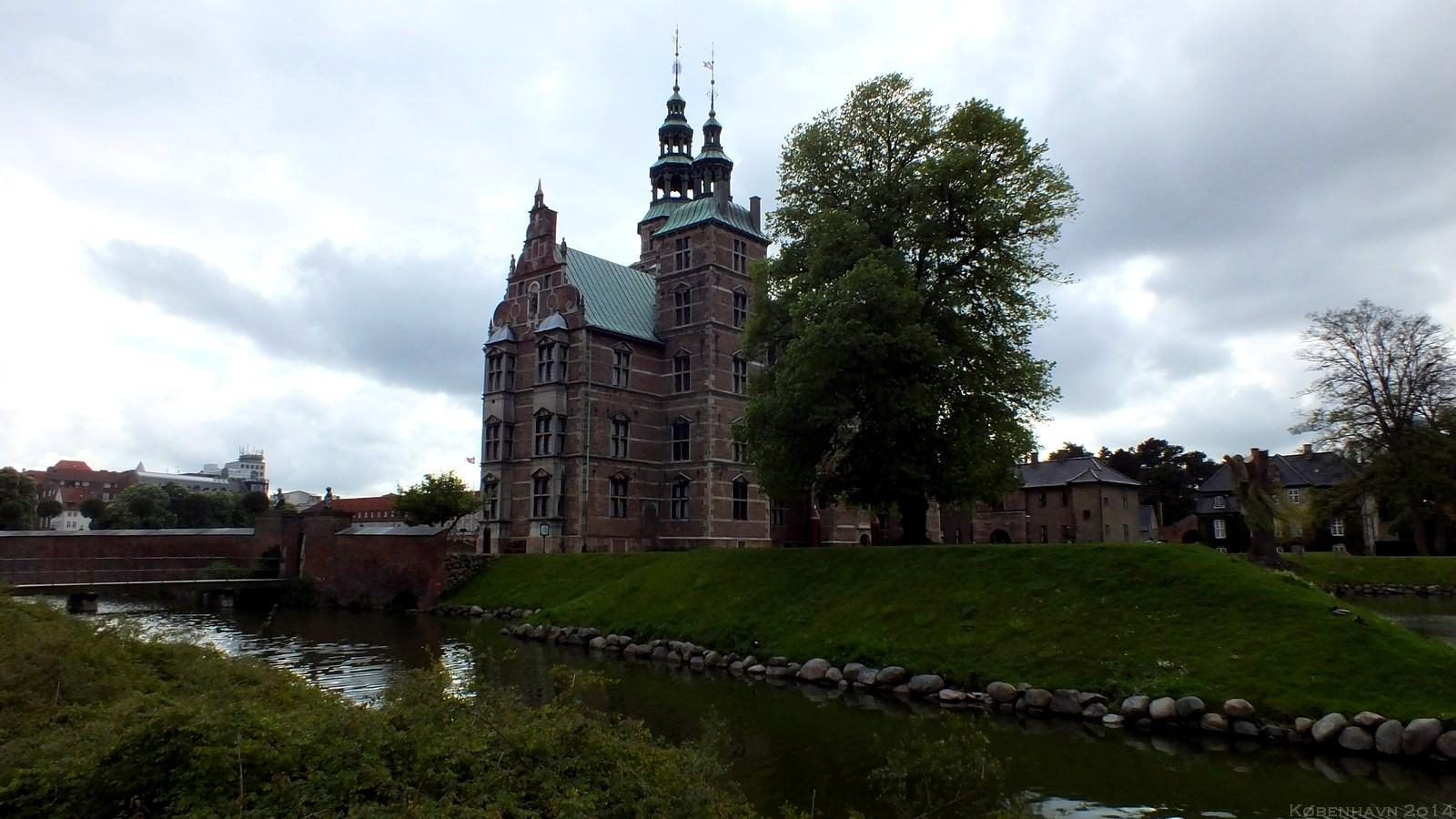 Rosenborg Palace Garden, København, Denmark