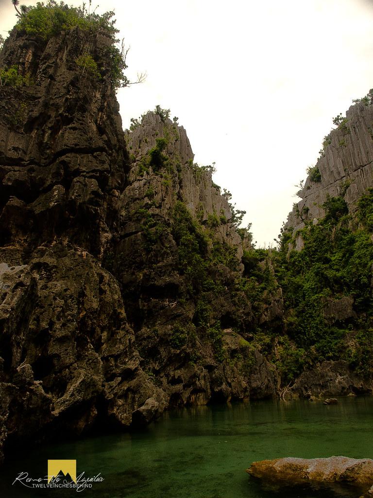 Tangke Lagoon Islas de Gigantes