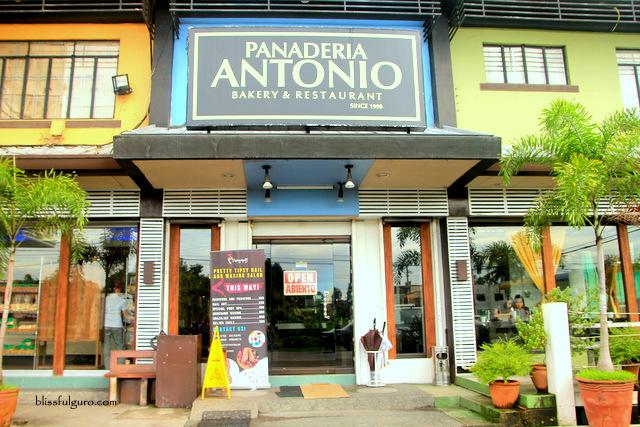 Calasiao Pangasinan Panaderia Antonio Restaurant
