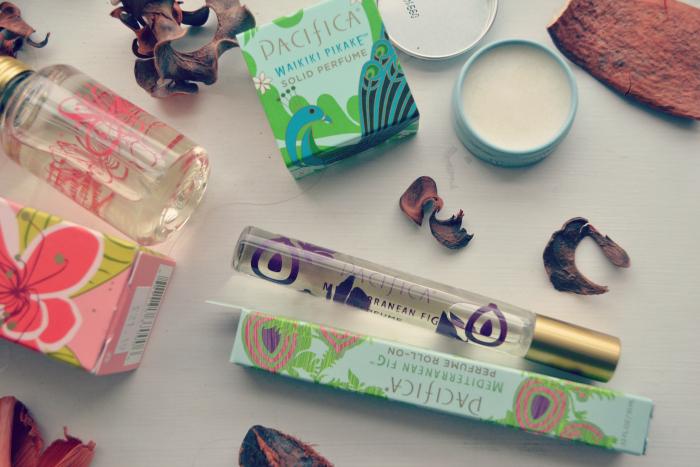pacifica perfume Mediterranean fig