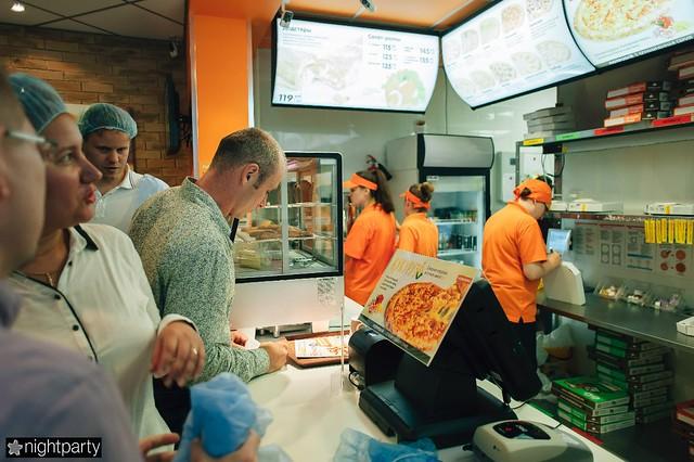 Открытие Додо Пиццы в Смоленске