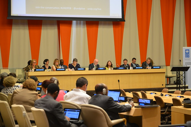 Second Regular Session of UNDP/UNOPS/UNFPA Executive Board ...