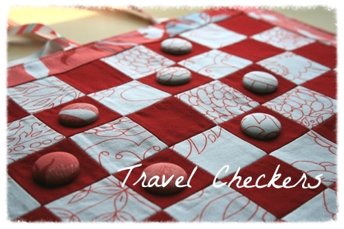 Travel Checkers