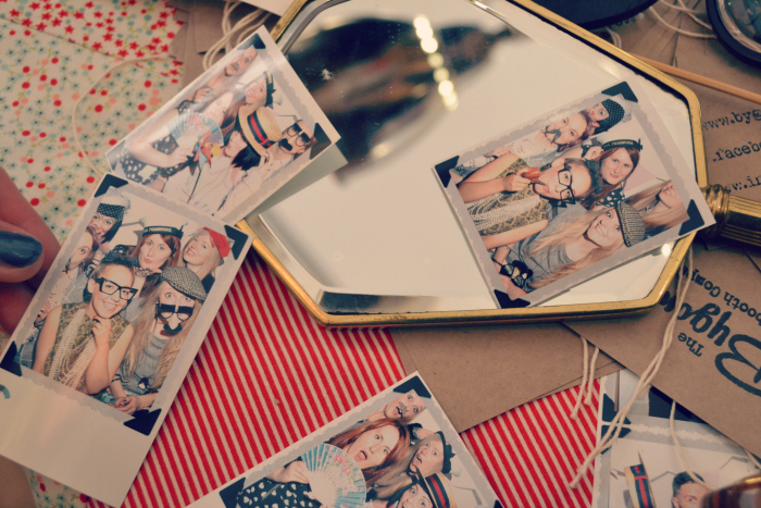 glasgow wedding collective bygone photobooth