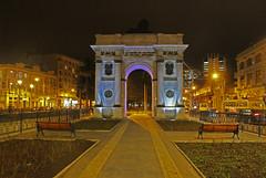 British Arch
