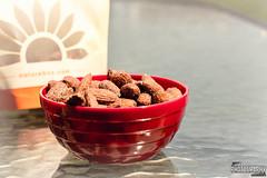 chipotle maple almonds from naturebox