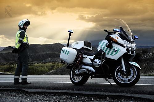 Guardia Civil: Agrupación de Tráfico
