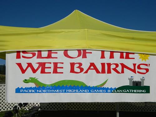 Isle of the Wee Bairns