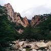 More Seoraksan scenery.