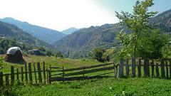 Góry Adjara, okolice Beszumi.