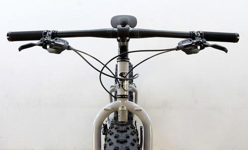 SURLY / Pug Ops Complete Bike / BattleShip Grey