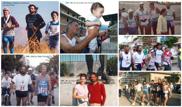 1989-2013: 24 συμμετοχές, 13 τερματισμοί για τον Μάριο Φουρναρη!