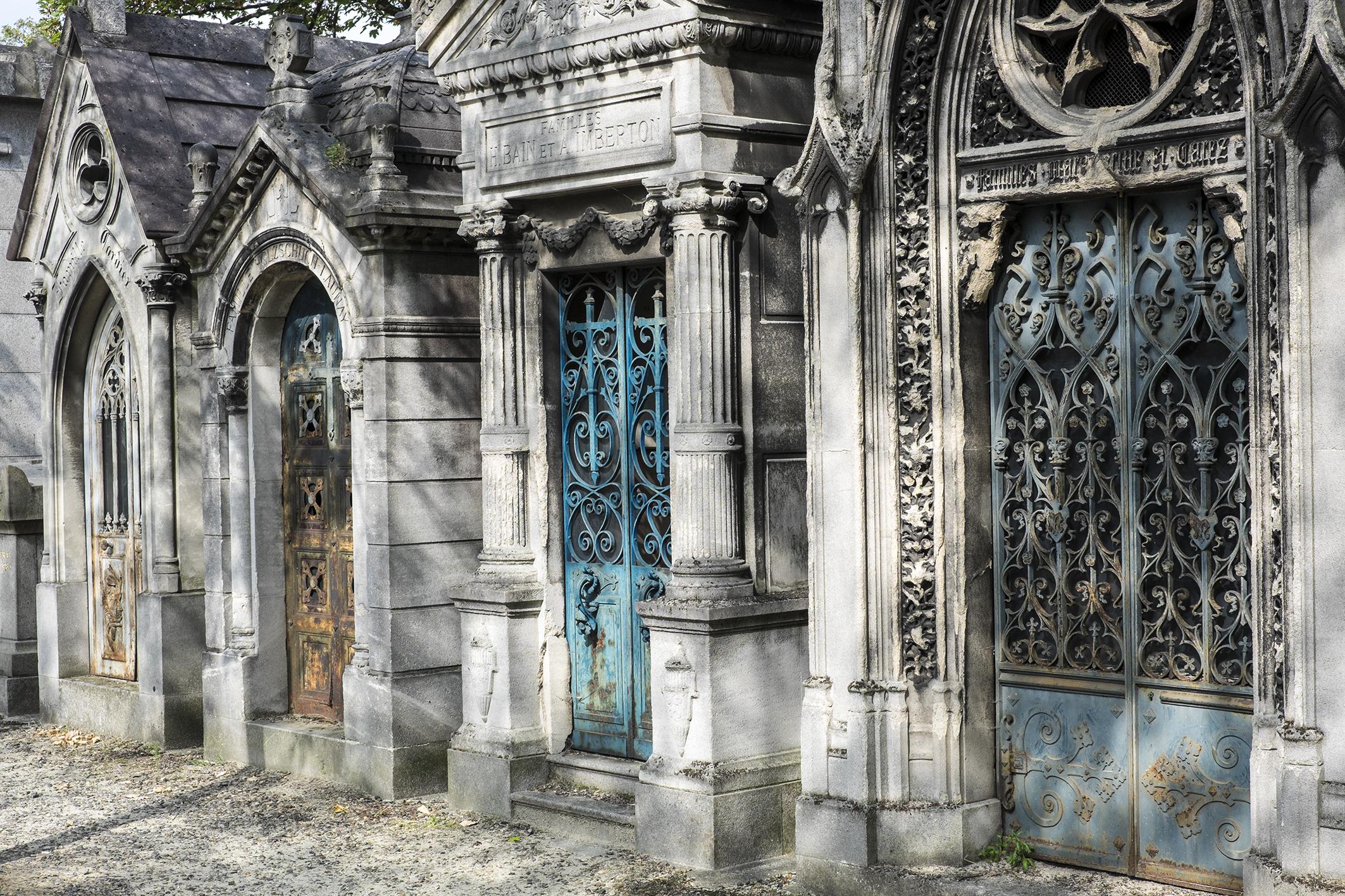 Paris, Cimetière du Père-Lachaise