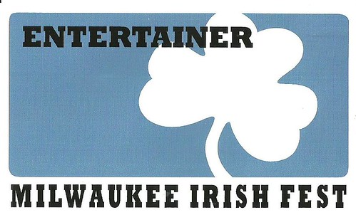 Entertainer Sticker