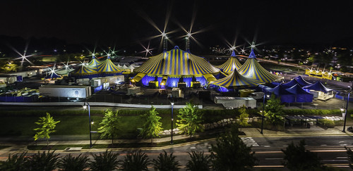 A Night at the Circus by Geoff Livingston