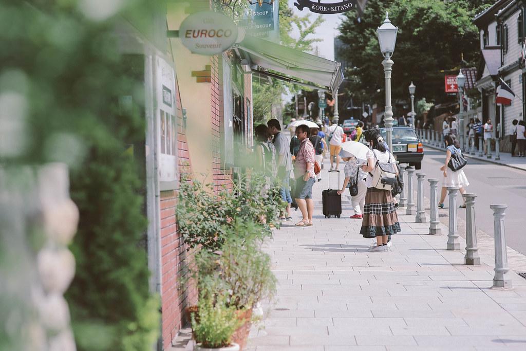 神戶異人館散步