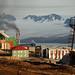 Barentsburg / Баренцбург (Svalbard) - Town and Glacier by Danielzolli