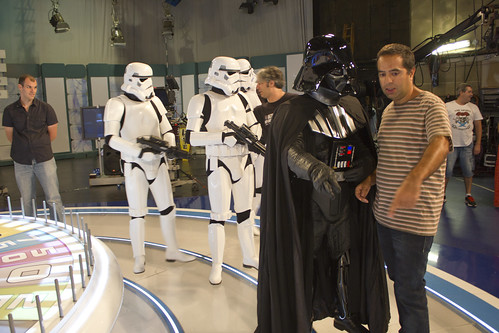 Confidencias con Darth Vader