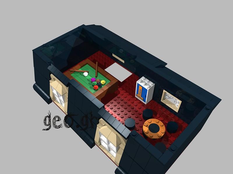 [Digital MOC]:Modular Bloomsbury House 15113792419_bff795d166_c