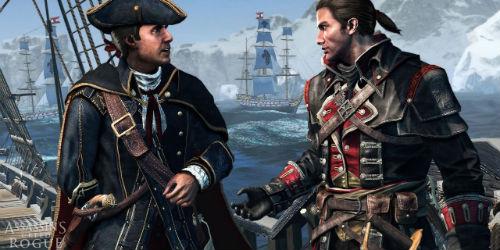 Assassin's Creed Rogue - 20 Minute Gameplay Walkthrough