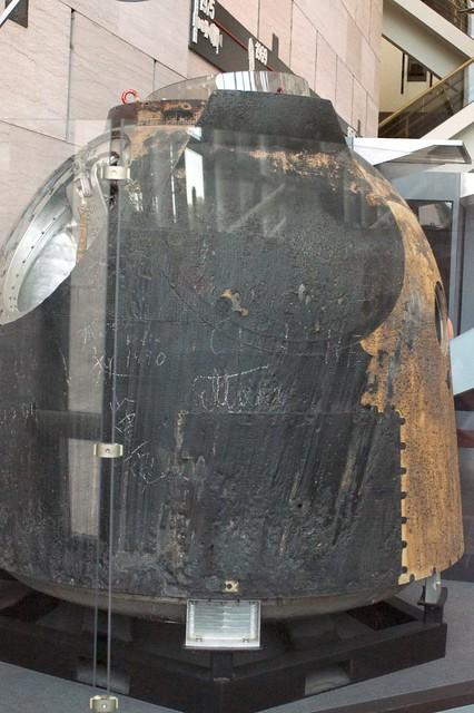 Soyuz Reentry Module