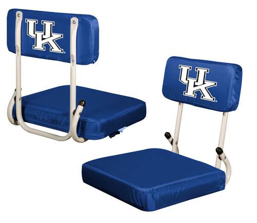 Kentucky UK Wildcats Hard Back Stadium Seat