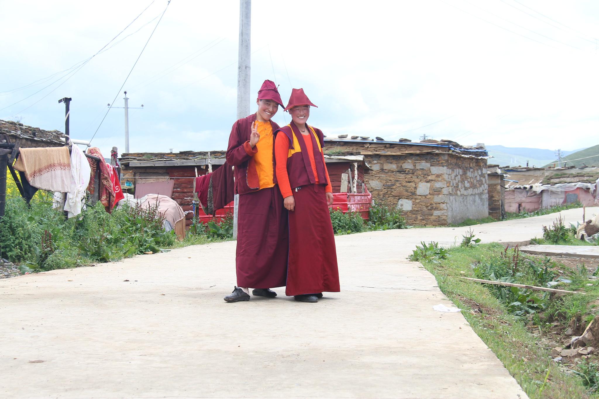 near Tagong, 30/07/2014