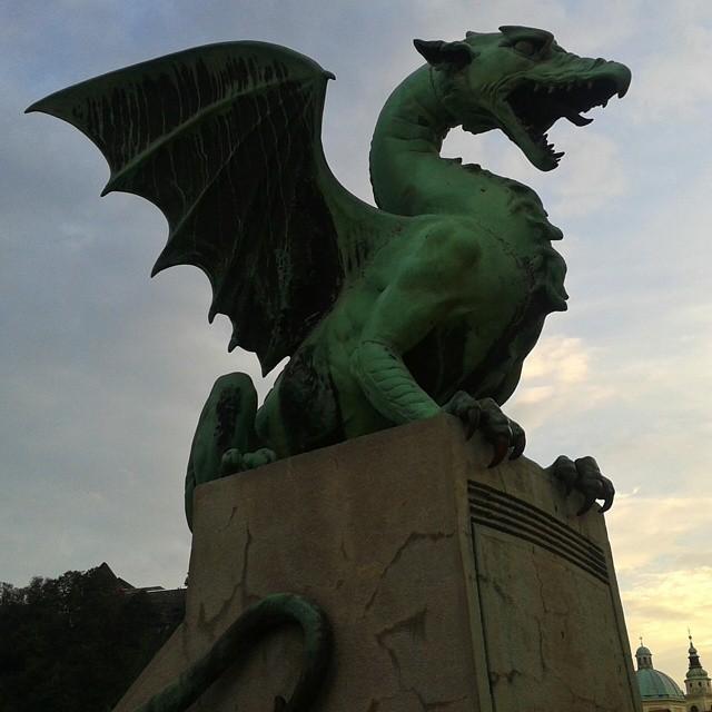 Ljubljanan lohikäärme
