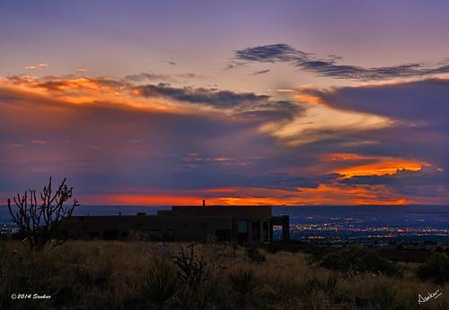 sunset newmexico southwest hiking highdesert vistas nm sankar sandia landofenchantment elenagallegos michaelemery sankarraman msankar sankarramanphotography