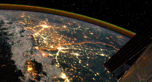 The Border Between India And Pakistan