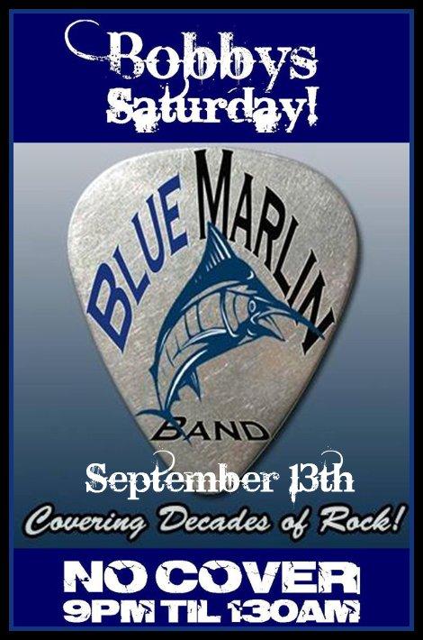 Blue Marlin 9-13-14