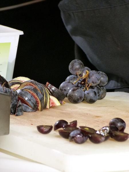 raisin et figues