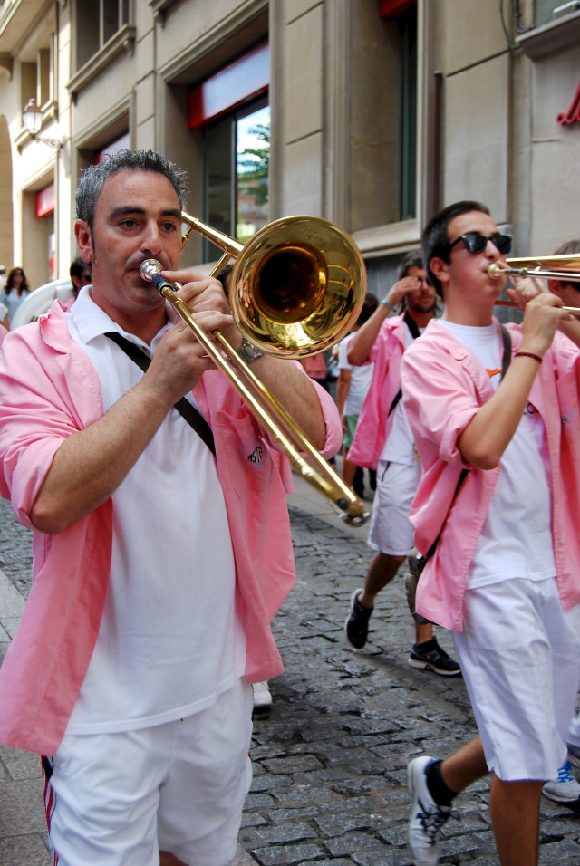 Spanish Marching Band
