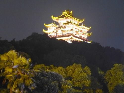 Zhejiang-Hangzhou-Quartier historique-Soir (25)