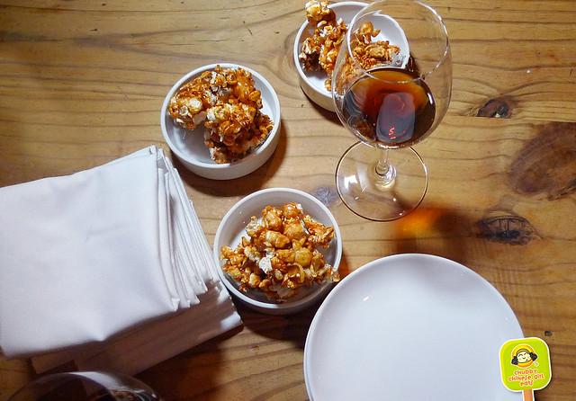 Corkbuzz - popcorn
