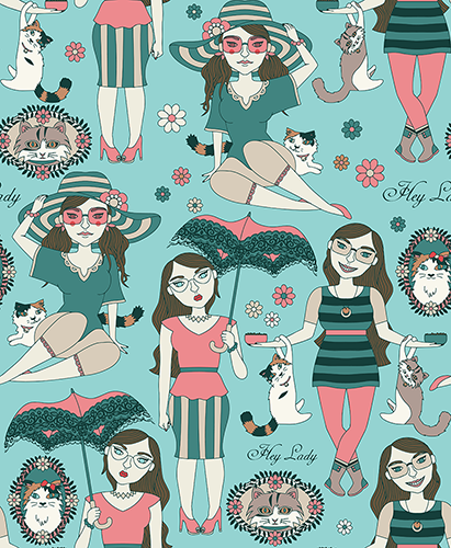 Laura Pattern-500