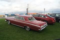 Chevrolet Impala 2014 1LZ & 1962 SS