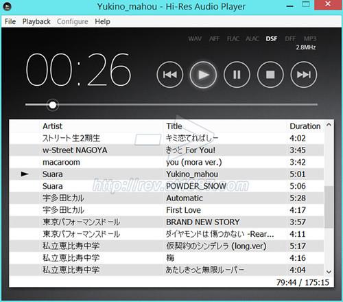 Sony Hi-Res Audio Player